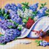 №32 Весенний букет 36-2776-НВ (2010-10) сетка