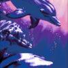 №37 Дельфины 22-3253-НД (2010-11) оригинал