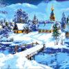 №39 Зимняя сказка 37-3148-НЗ (2010-12) оригинал