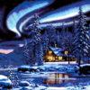 №40 Домик Санты 37-3007-НД (2010-12) оригинал