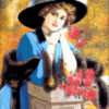 №50 Осенний портрет 52-4157-НО (2011-02) оригинал
