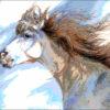 №64 Бегущая лошадь 28-1794-НБ (2011-06) оригинал