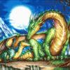 №88 Легенда о драконе 35-3168-НЛ (2011-12) оригинал