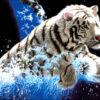 №89 Белый тигр 34-1518-НБ (2011-12) оригинал