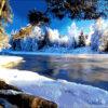 №93 Зимний пейзаж 37-2035-НЗ (2012-01) оригинал