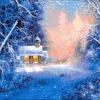 №96 Зимняя ночь 33-2596-НЗ (2012-02) оригинал