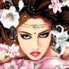 №104 Восточная красавица 43-2120-НВ (2012-04) оригинал