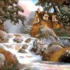 №159 Домик у водопада 43-3479-НД (2013-06) оригинал