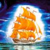 №208 Под парусами 48-3795-НП (2014-05) оригинал