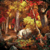 №233 Осенний лес 46-3111-НО (2014-11) оригинал