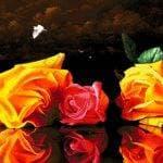 Натюрморт с розами 40-4510-НН (2016) без сетки