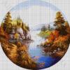 №378 Тарелка с притоком 42-4488-НТ (2020-03) сетка