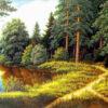 №385 Хвойный лес 43-3285-НХ (05-2020) превью