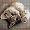 №393 Крошка кот 31-0784-НК (2020-08) сетка