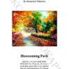 №410 В цветущем парке 54-4234-НВ (2021-02) титул анг