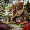 №418 Чудесный домик 52-4756-НЧ (2021-04) сетка